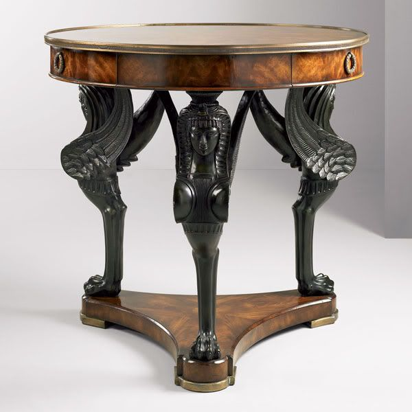 Egyptian Tables Portable Furniture Larger Tablets Types Of