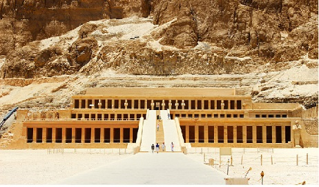 ancient egyptian architecture of temples,statutes,tombs,pyramids