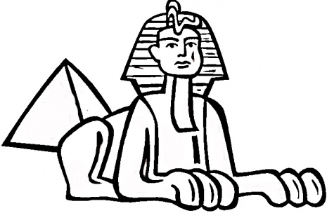 Good Ancient Egyptian Coloring Pages