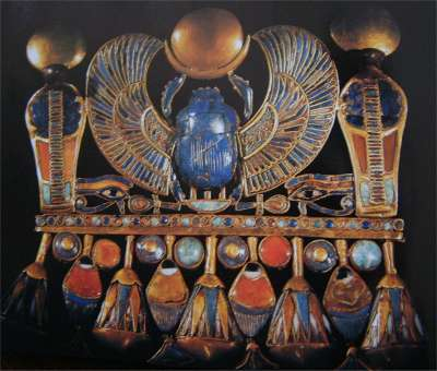 Ancient Egyptian Jewelry Pictures Gods And Goddesses