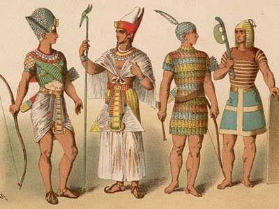 Ancient Egyptian Military,Role of Ancient Egypt Army,Standing army ...