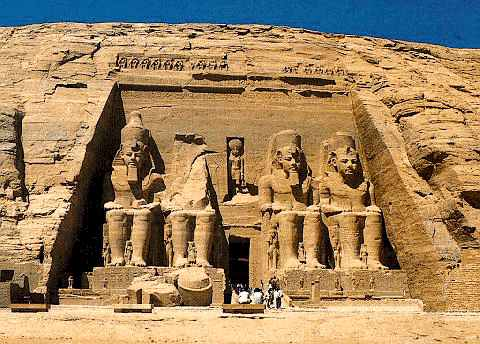 Egyptian Monuments Temples Tombs The World Famous Pyramids