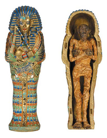 Ancient egyptian mummy pictures
