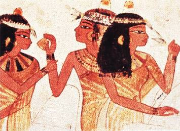 ancient egyptian women pictures