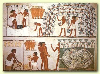 Ancient Egyptian Diet Facts,Food Habits,Recipes,Breads,Fruits ...