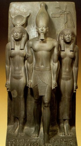 The Triads of Menkaure